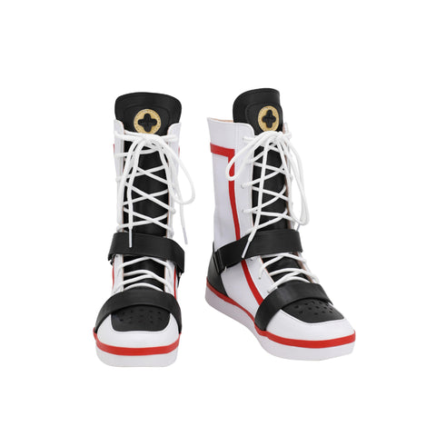 Trey Clover/Chat/Trey & Deuce Schuhe Twisted Wonderland Trey & Deuce Cosplay Schuhe - cosplaycartde