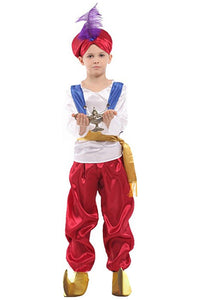 Aladdin and the magic lamp Aladdin and the Wonderful Lamp Prinz für Kinder Junge Cosplay Kostüm