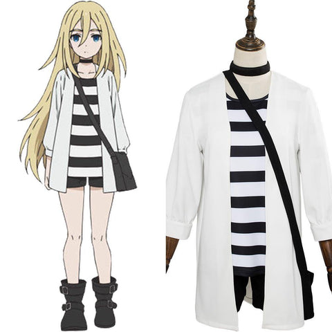 Angels of Death Rachel Gardner/Ray Cosplay Kostüm - cosplaycartde
