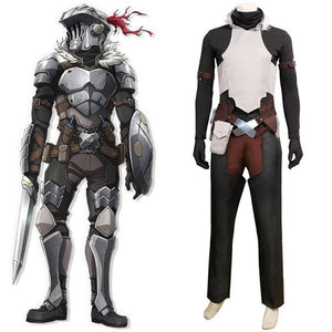 Anime Manga Goblin Slayer Cosplay Kostüm Set - cosplaycartde