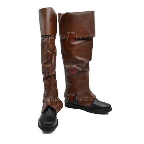 Assassin's Creed Unity Arno Dorian Cosplay Stiefel
