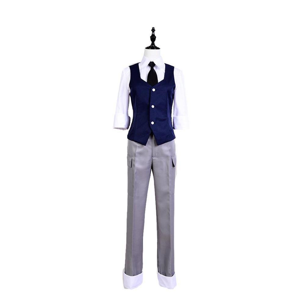 Assassination Classroom Shiota Nagisa Cosplay Kostüm - cosplaycartde
