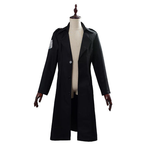 Attack on Titan Shingeki no Kyojin Jiyuu no Tsubasa Wings of Liberty Mantel Jacke Cosplay Kostüm