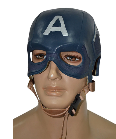 Avengers: Age of Ultron Captain America Maske Cosplay Requisiten Helm - cosplaycartde
