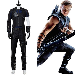 Avengers Captain America Civil War Hawkeye The First Avenger: Civil War Cosplay Kostüm - cosplaycartde