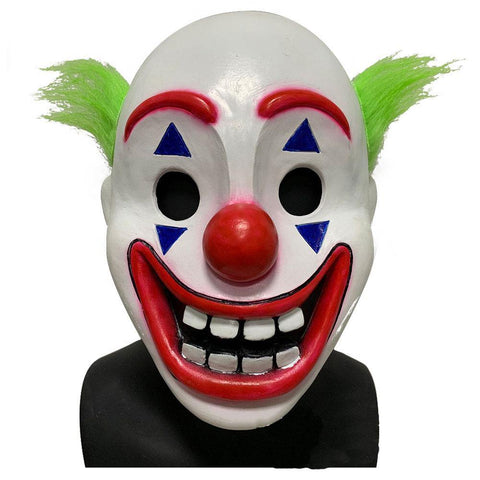 Batman Joker Dark knight Crown Maske Kopfbedeckung Cosplay Requsite Joker 2019 - cosplaycartde