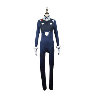 DARLING in the FRANXX HIRO Code 016 Cosplay Kostüm Jumpsuit - cosplaycartde