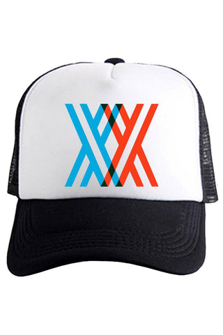 Darling In The Franxx 002 Hut Kappe Tenniskappe Cap