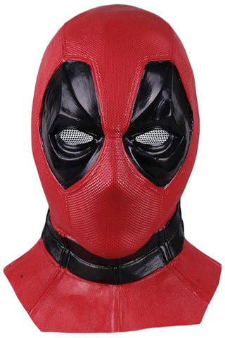 Deadpool 2 Marvel Comics Wade Wilson Cosplay Maske Requisite