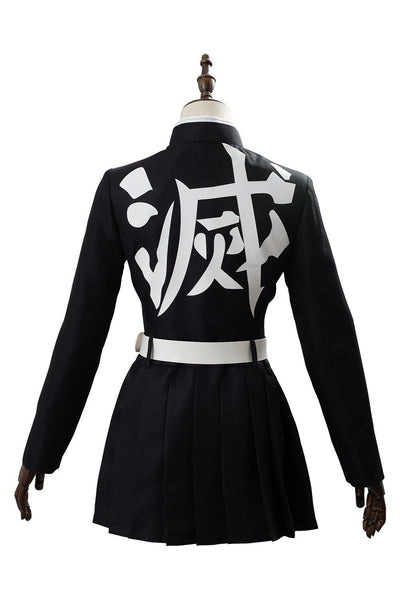 Demon Slayer Kimetsu no Yaiba Mitsuri Kanroji Kostüm Cosplay Kostüm Set