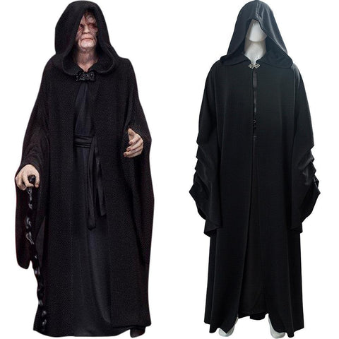 Der Imperator Star Wars 9 The Rise Of Skywalker Darth Sidious Sheev Palpatine Cosplay Kostüm