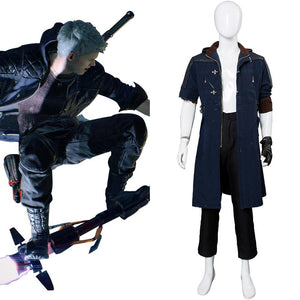 Devil May Cry V-nero (Beschädigte Version) Cosplay Kostüm - cosplaycartde