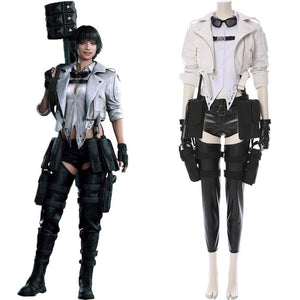 Dmc Devil May Cry DMC5 DMCV Mary Lagy Cosplay Kostüm - cosplaycartde