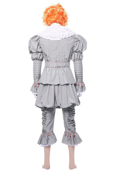 Es: Kapitel 2 Film Horrorclown Pennywise The Clown Outfit Cosplay Kostüm NEU