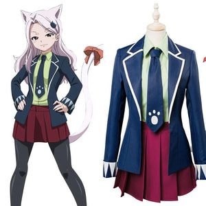 Fairy Tail Final Season Finale Staffel Carla Personifizierung Cosplay Kostüm