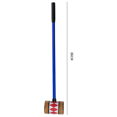 Harley Quinn Holzhammer Birds of Prey: The Emancipation of Harley Quinn Cosplay Requisite Holzhammer - cosplaycartde