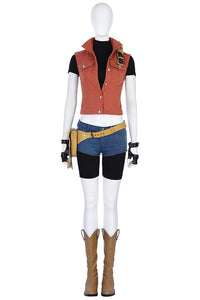 Resident Evil 7 Claire Redfield Cosplay Kostüm Set