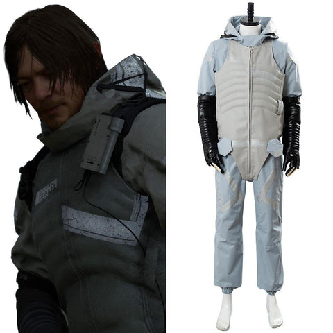 Sam Kostüm Death Stranding Sam Cosplay Kostüm Set