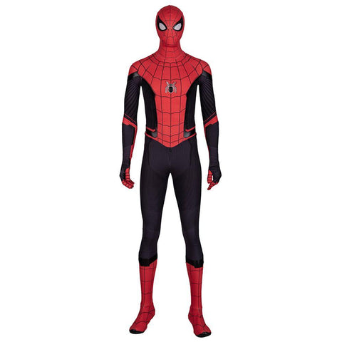 Spider-Man: Far From Home Peter Parker Jumpsuit Cosplay Kostüm Erwachsene