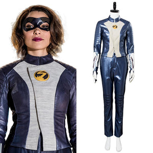 The Flash-Nora Weiss Jumpsuit Cosplay Kostüm