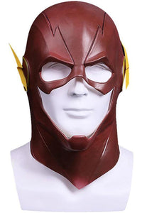 The Flash Mask Latex Maske Helm Cosplay Maske Requisite