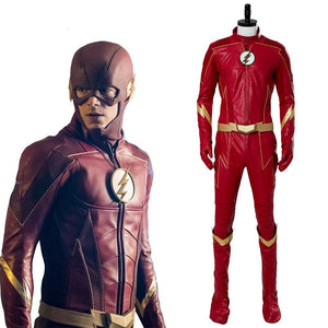 The Flash Staffel 4-Flash Cosplay Kostüm Neu Version