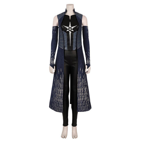 The Flash Staffel 6 Killer Frost Dr Caitlin Snow Cosplay Kostüm Damen Kostüm