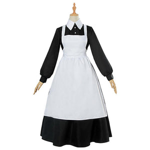 The Promised Neverland Yakusoku no Neverland Isabella Dienstmädchen Cosplay Kostüm - cosplaycartde
