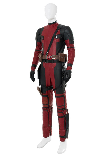 Deadpool 2 Untitled Deadpool Sequel (2018)  Deadpool Cosplay Kostüm Jumpsuit - cosplaycartde