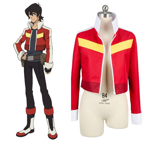 Voltron:Legendary Defender of the Universe Keith Akira Kogane Cosplay Kostüm