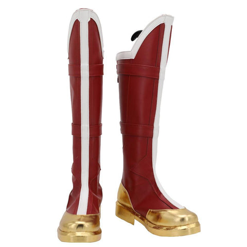 Wonder Woman Stiefel Wonder Woman Cosplay Schuhe - cosplaycartde