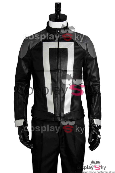 Agents of S.H.I.E.L.D. Ghost Rider Jacke Cosplay Kostüm