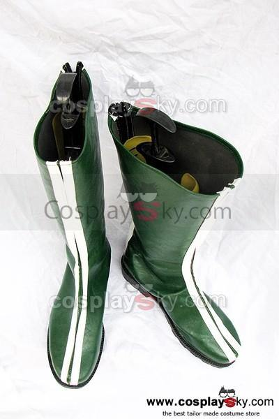 Air Gear Genesis Simca Cosplay Stiefel Schuhe