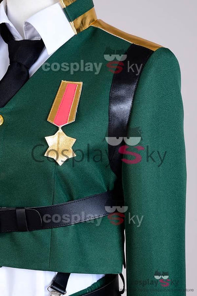 Anti-Magic Academy: The 35th Test Platoon Takeru Kusanagi Cosplay Kostüm - cosplaycartde