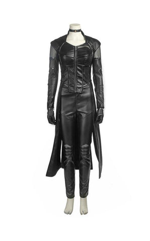 Arrow Staffel 5 Black Canary Laurel Lance Outfit Cosplay Kostüm - cosplaycartde