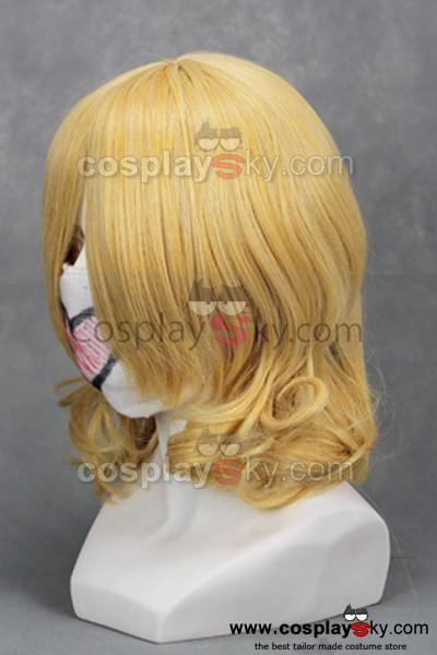 Axis Powers Hetalia Francis Bonnefeuille Cosplay Perücke