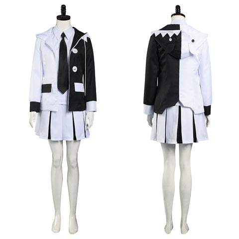 Danganronpa Monokuma Uniform Cosplay Kostüm Schuluniform