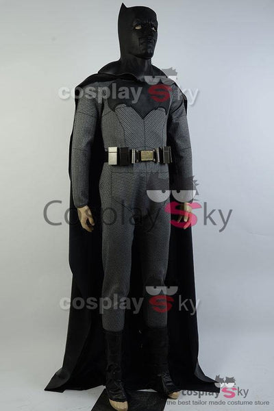 Batman v Superman:Dawn of Justice Batman Bruce Wayne Cosplay Kostüm