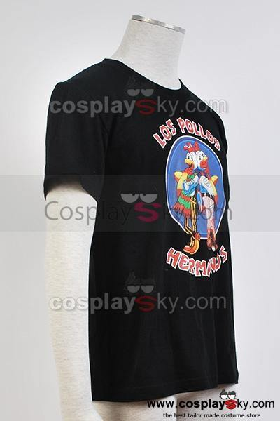 Breaking Bad Heisenberg Los Pollos Hermanos The Chicken Brothers Schwarz Original T-Shirt