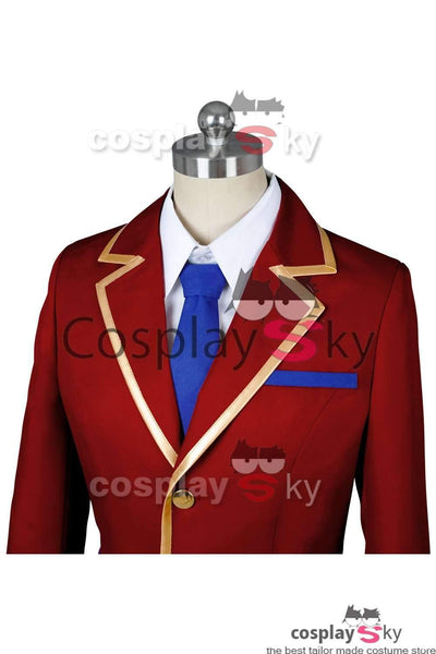 Classroom of the Elite Kiyotaka Ayanokōji Uniform Cosplay Kostüm