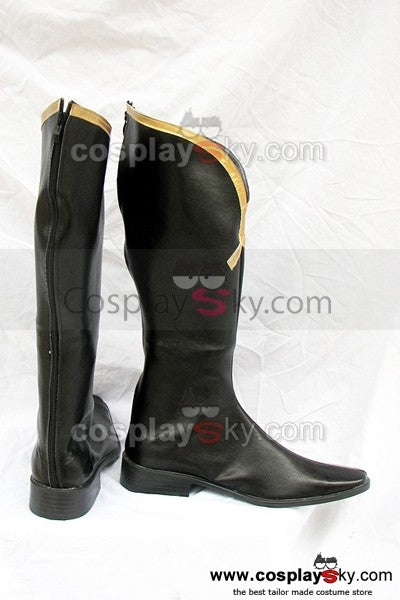 Code Geass Lelouch of the Rebellion Jeremiah Cosplay Stiefel