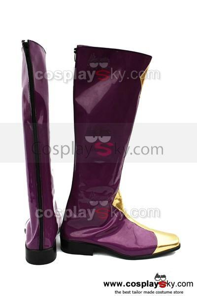 Code Geass Lelouch of the Rebellion Zero Cosplay Schuhe Stiefel