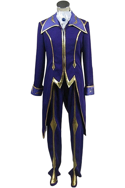 Code Geass: Lelouch of the Rebellion Zero Outfit Cosplay Kostüm