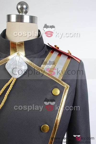 Cute High Earth Defense Club LOVE! Conquest Club Ibushi Arima Uniform Cosplay Kostüm