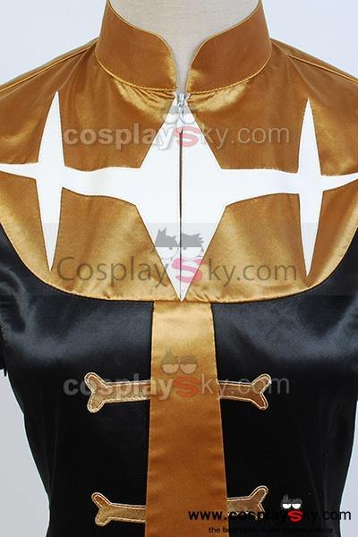 KILL la KILL Nonon Jakuzure Uniform Drei Sterne Final Form Cosplay Kostüm (Erneuete Version)