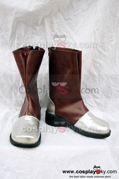 Dynasty Warriors Shin Sangokumusou Luxun Cosplay Stiefel