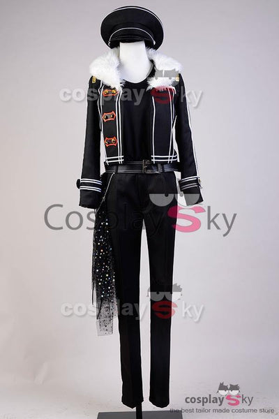 Ensemble Stars Rebellious And Wicked Götze Unit UNDEAD Cosplay Kostüm - cosplaycartde