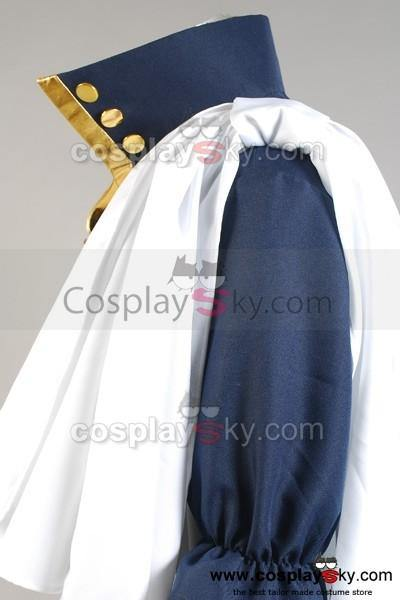 Fairy Tail Zeref Cosplay Kostüm