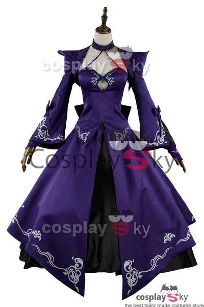Fate Grand Order FGO Saber Alter Stage 3 Kleid Cosplay Kostüm