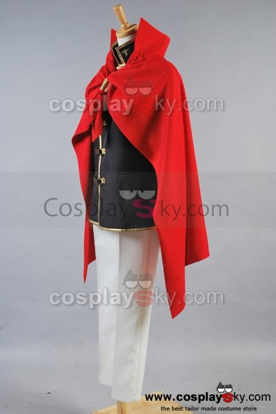 Final Fantasy Type-0 FF Zero Machina Kunagiri Cosplay Kostüm